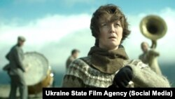 Кадр из фильма «Женщина на войне»