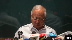 Kryeministri i Malajzisë, Najib Razak.