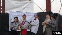 مهرجان مسرح الشارع في اربيل