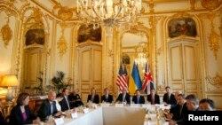 Paris, ministarski susret potpisnika Budimpeštanskog memoranduma