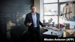 Алексей Навальный (архив фотосы).
