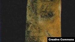 """Правая задняя нога мамонта, жившего 33 тысячи лет назад на северо-востоке Сибири. <a href = """"http://biology.plosjournals.org/perlserv/?request=slideshow&type=figure&doi=10.1371/journal.pbio.0040074&id=46736"""" target=_blank>PLoS Biology</a>"""