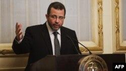 Бывший премьер-министр Египта Хишам Кандиль.