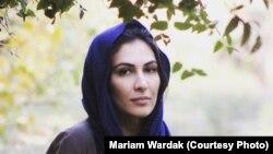 د افغان حکومت یوه مخکینۍ سلاکاره مریم وردک