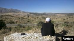 İsrail-Suriya sərhədi