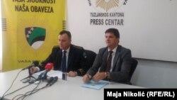 Fadil Šljivić i Husein Topčagić