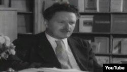 Nazim Hikmet Moskvada