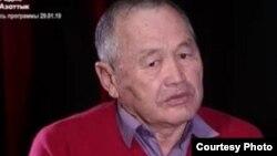 Сапар Аргымбаев.
