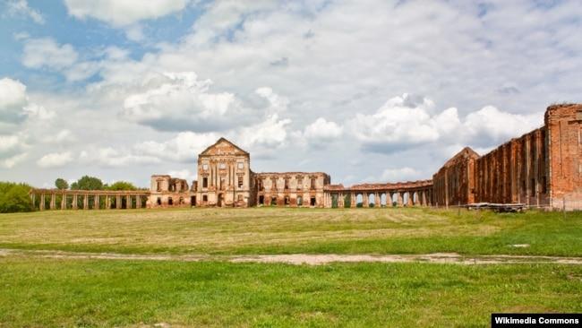 Ружанскі палац