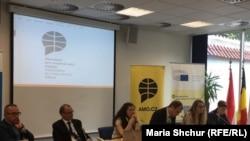 Конференція у Празі на тему «Українська студентська міграція до Чехії»