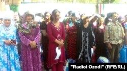 2011 год - амнистия в женской тюрьме