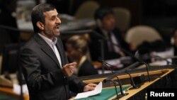Махмуд Ахмединежад