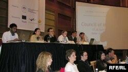 Avropa Gənclər Forumu, Bakı, 27 aprel 2007