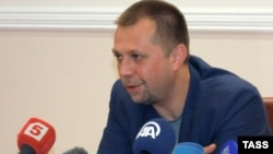 Александр Бородай, который называет себя «премьер-министром ДНР»
