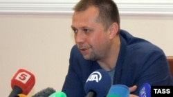 «ДХР премьері» Александр Бородай.