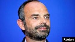 Эдуард Филипп, Франция премьер-министрі.
