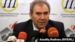 Глава НСДС Джамиль Гасанли