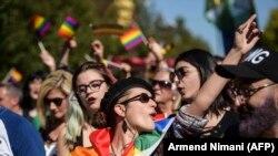 Kosovoda gey parad