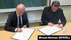 Potpisivanje u Mostaru