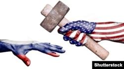 Amerika se često predstavlja i kao jedina svjetska supersila i geopolitički slabić