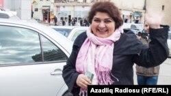 Xədicə İsmayıl (noyabr 2014)