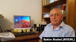Profesori i të Drejtës Penale Ndërkombëtare, Ismet Salihu