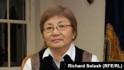 Роза Отунбаева, бывший президент Кыргызстана.