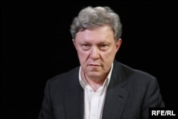 Russin opposition politician Grigory Yavlinsky (file photo)