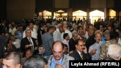 المؤتمر 19 لنقابة الصحفيين العراقيين