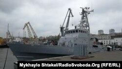 Катер класса «Айленд», переданный Украине из США