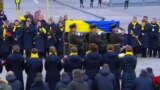 Ukraine Receives Bodies From Plane Downed In Iran