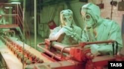 На заводах, где производился газ VX, воздух все еще загрязнен