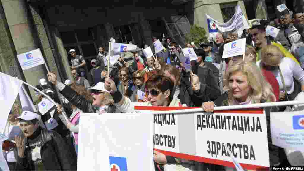Beograd, 19.april 2012. Foto: RSE / Vesna Anđić