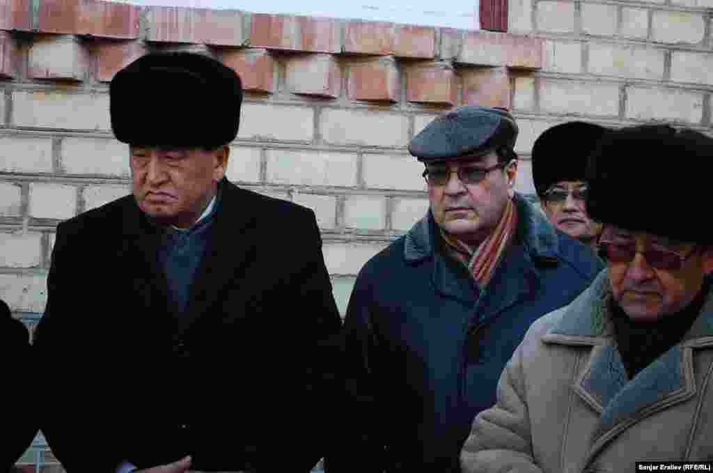 Глава МВД КР Шамиль Атаханов