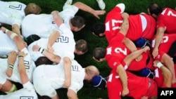 Кубок мира по регби. Матч Англия - Грузия. 2011 г