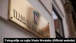 Croatia - Government of Croatia buidling, undated