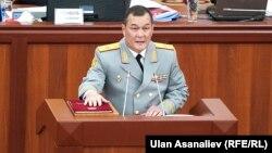 Марат Кенжесариев.