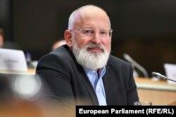 Франс Тіммерманс призначений виконавчим віцепрезидентом, відповідальний за «Європейську Зелену угоду»