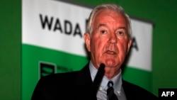 WADA президенті Крейг Риди.