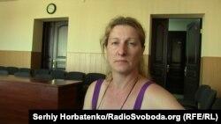 Светлана Рудь, жительница Краматорска