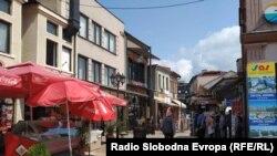 Старата скопска чаршија