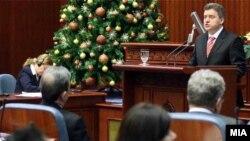Presidenti Gjorgje Ivanov