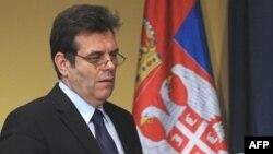 Kryetari i Partisë Demokratike të Serbisë, Vojisllav Koshtunica, foto nga arkivi.