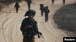 سربازان اسرائیلی، عکس آرشیوی است