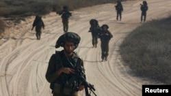 Ushtarë izraelitë në Gaza