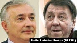 Slavo Kukić i Miodrag Živanović