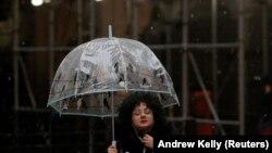 У столиці України, Києві, також прогнозують дощ