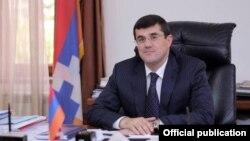 მთიანი ყარაბაღის თვითგამოცხადებული რესპუბლიკის გადამდგარი სახელმწიფო მინისტრი, არაიკ არუთიუნიანი