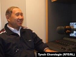 Профессор Токторбек Өмүрбеков. 18.7.2009.