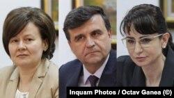 Noii șefi ai PG, DNA și DIICOT au fost numiți în funcție de președintele Klaus Iohannis